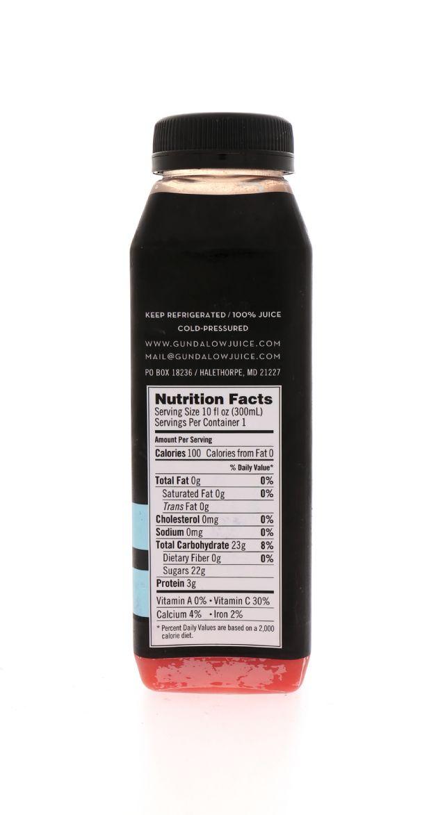 Gundalow Juice: Gundalow WaterWaves Facts