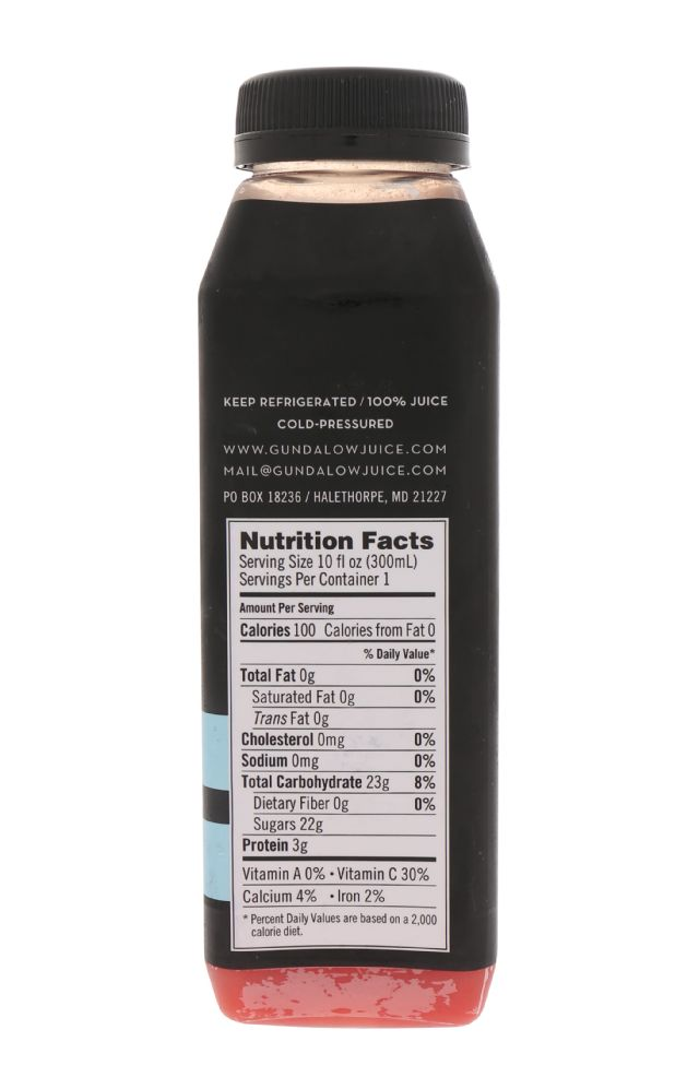 Gundalow Juice: WatermelonWaves_Facts