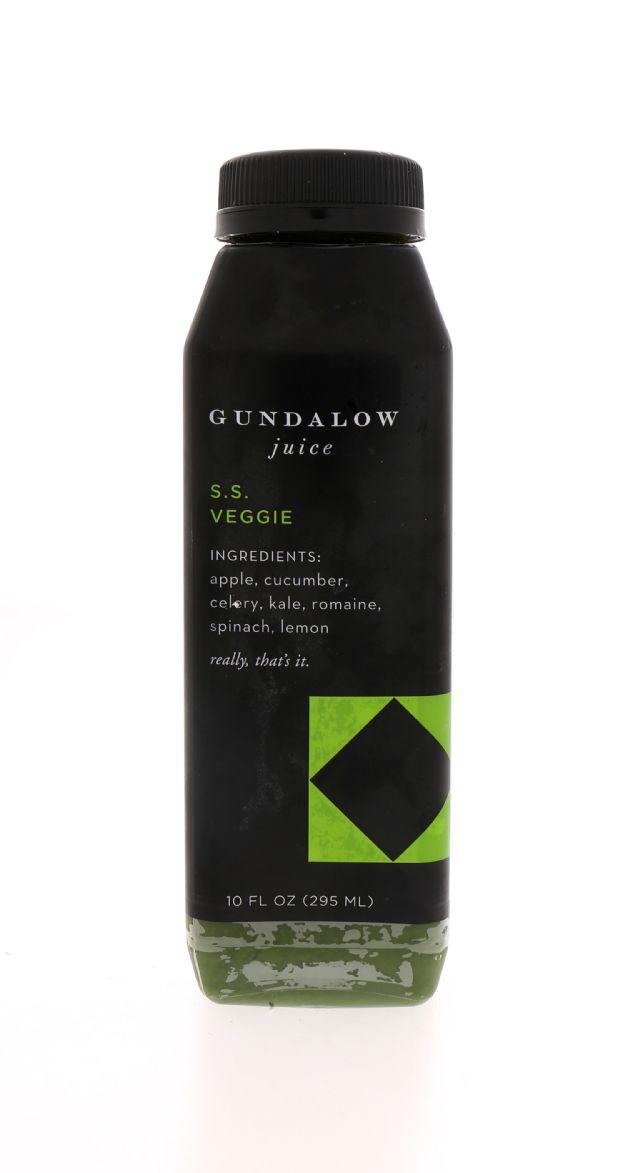 Gundalow Juice: Gundalow SSVeggie Front