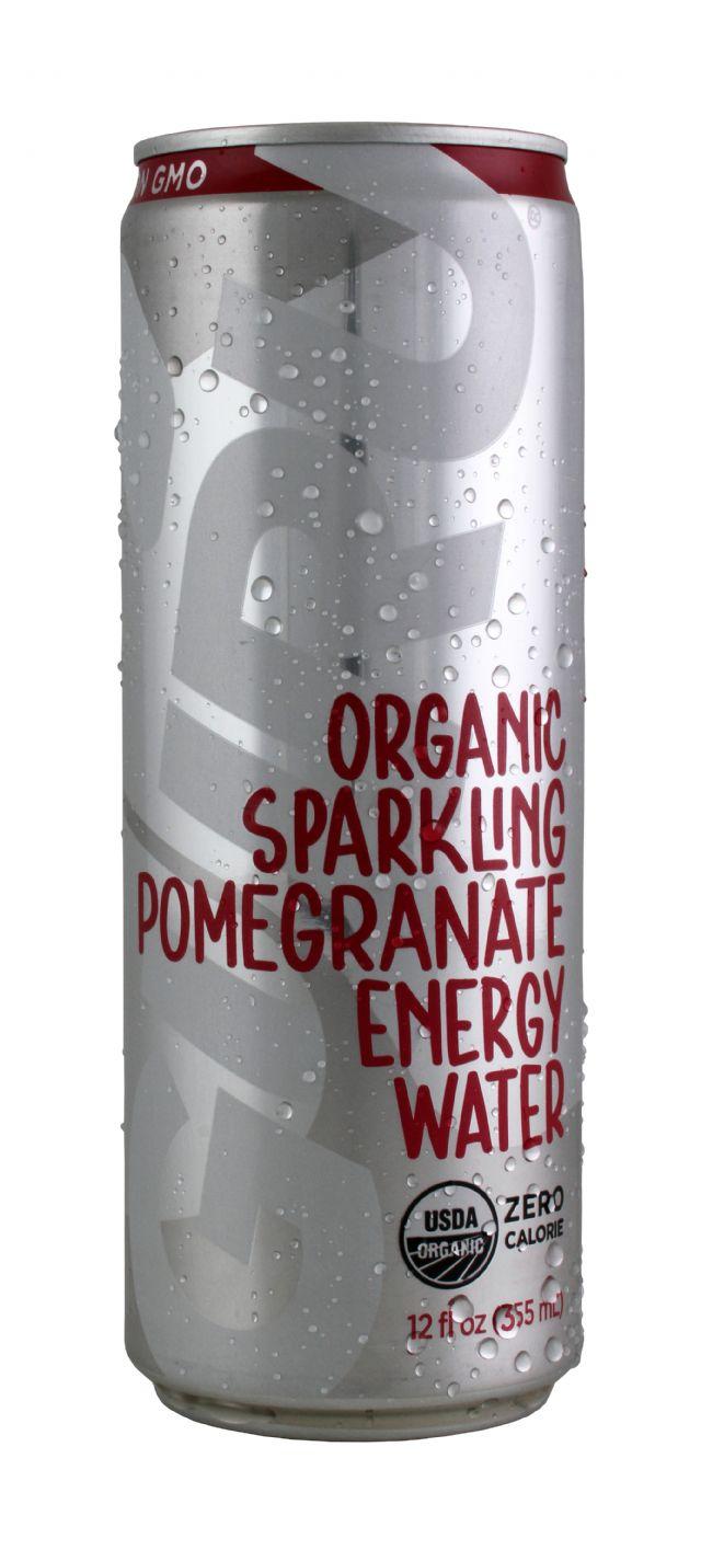 Guru Energy Drink: EnergyWater POM Front