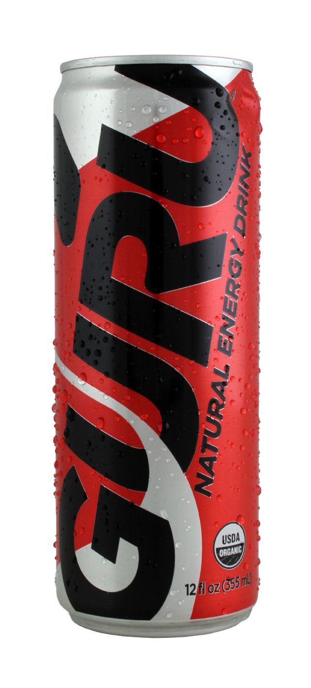 Guru Energy Drink: EnergyWater Energy Front