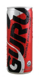 Guru Energy Drink: EnergyWaterSM Energy Front