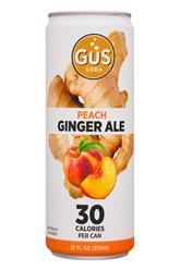 Peach Ginger Ale