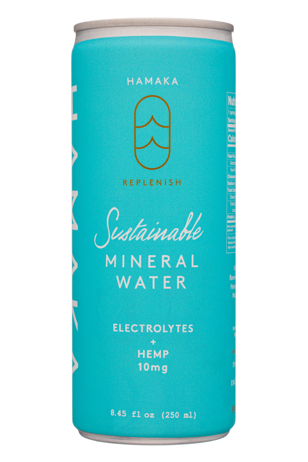 Hemp Enhanced Mineral Water