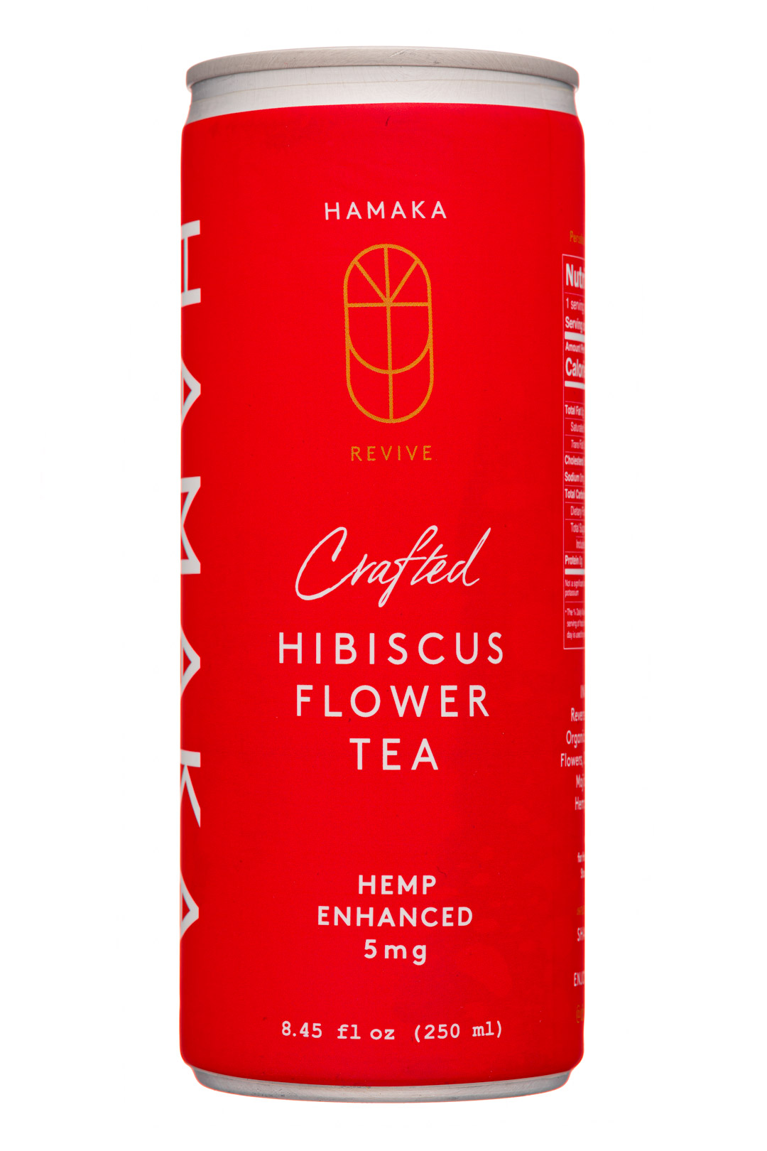 Hemp Enhanced Hibiscus Flower Tea