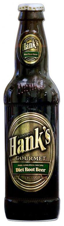 Hank's Premium Sodas: