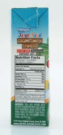 Hansens Junior Juice - Coconut Water Twist: