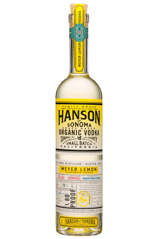 Organic Vodka - Meyer Lemon