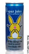Happy Bunny Spaz Juice: spazjuice-can.jpg