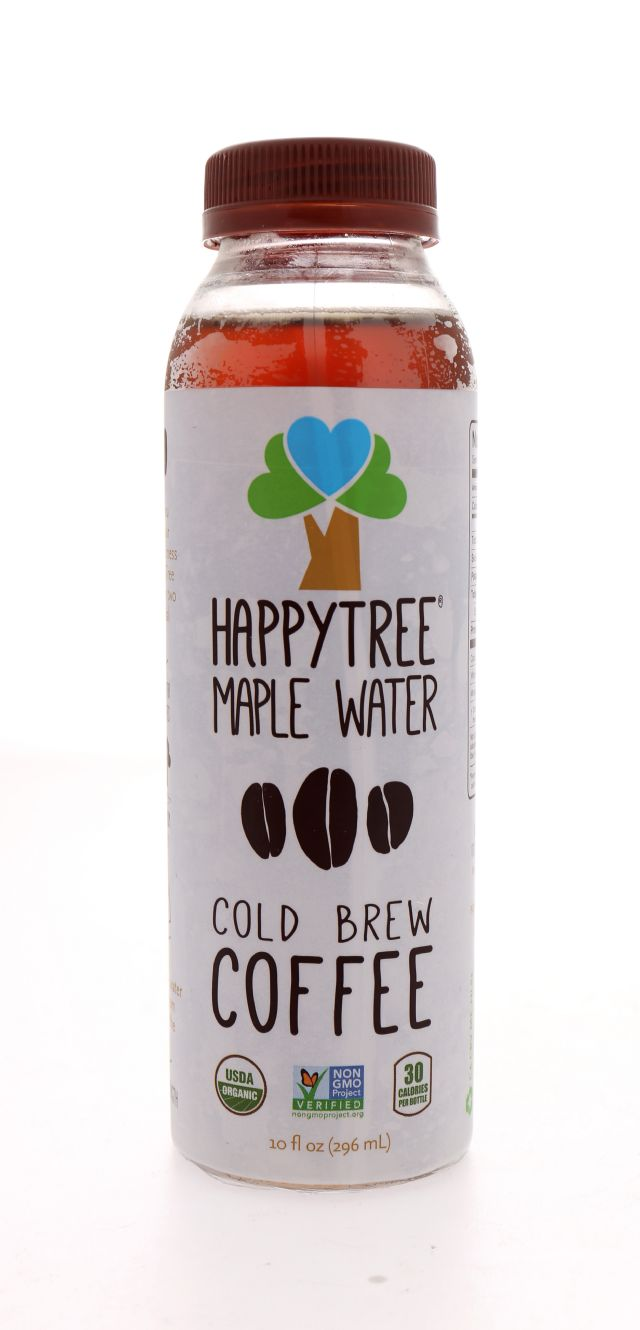 Happy Tree Maple Water: HappyTree Coffee Front
