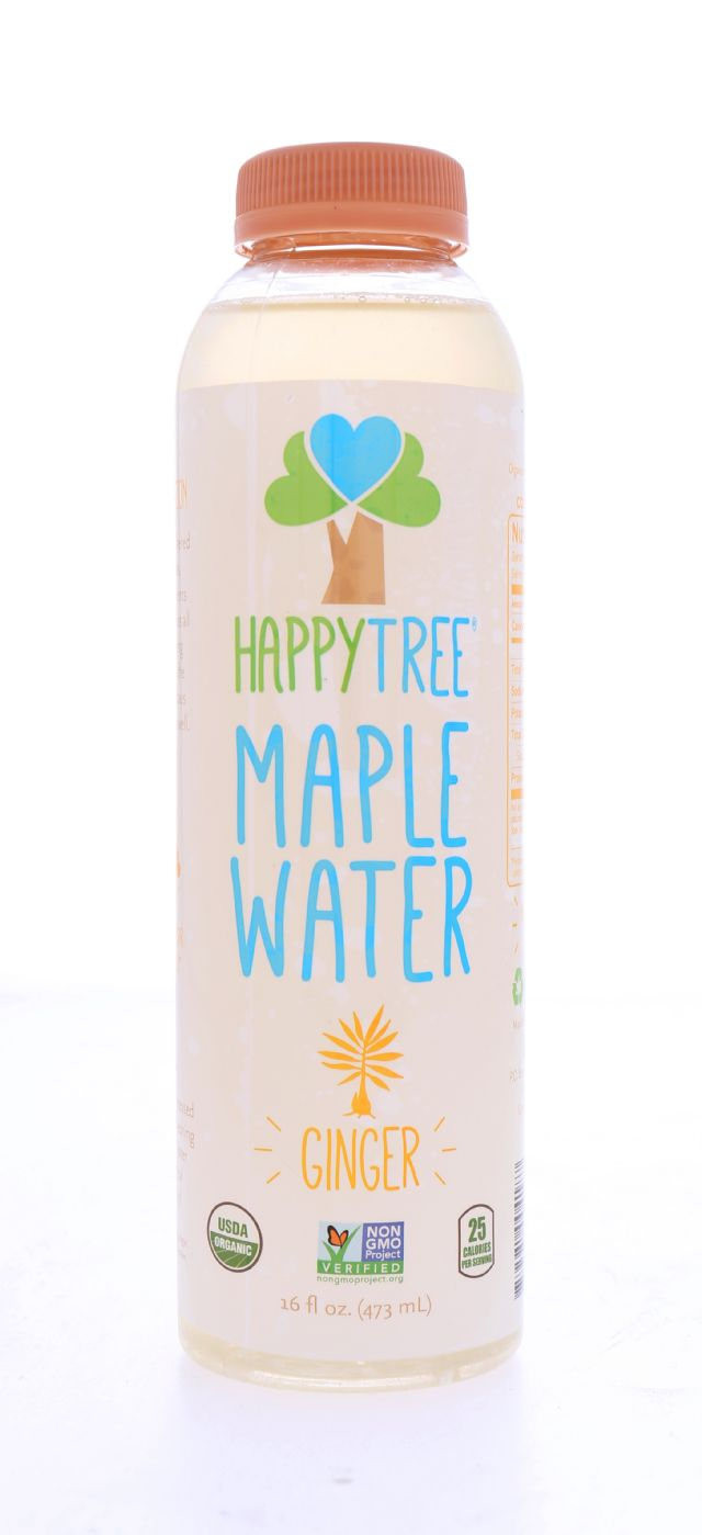 Happy Tree Maple Water: HappyTree Ginger Front