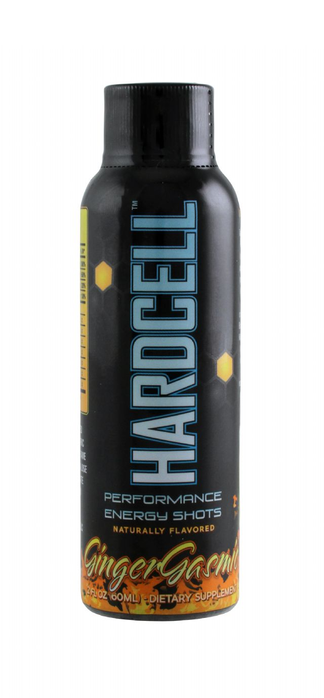 Hardcell: Hardcell Ginger Front