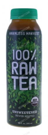 Raw Unsweetened Tea