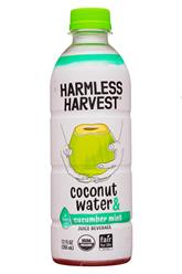 Coconut Water & Cucumber Mint 2020