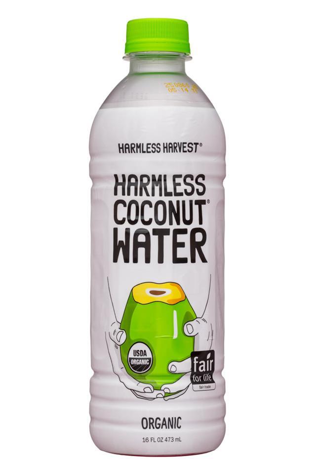 Harmless Harvest: HarmlessHarvest-16oz-Organic-Front