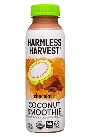 HarmlessHarvest-10oz-2021-CoconutSmoothie-Choc-Front