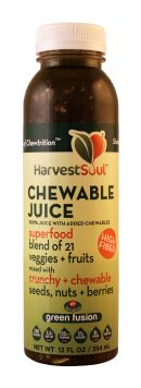 Harvest Soul Chewable Juice: HarvestSoul Fusion Front