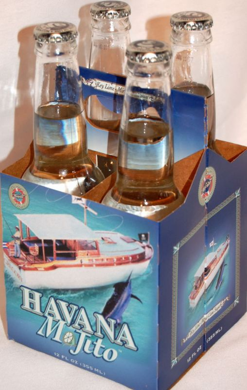 Havana Cola: Havana Mojito -- Available in 4-packs