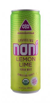 Sparkling Noni Lemon Lime