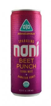Sparkling Noni Beet Punch