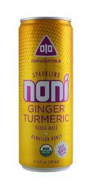 Hawaiian OLA: Noni GingerTurmeric Front