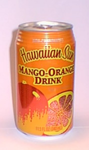 Mango-Orange Drink
