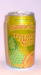 Pineapple-Orange Nectar