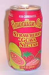 Strawberry-Guava Nectar