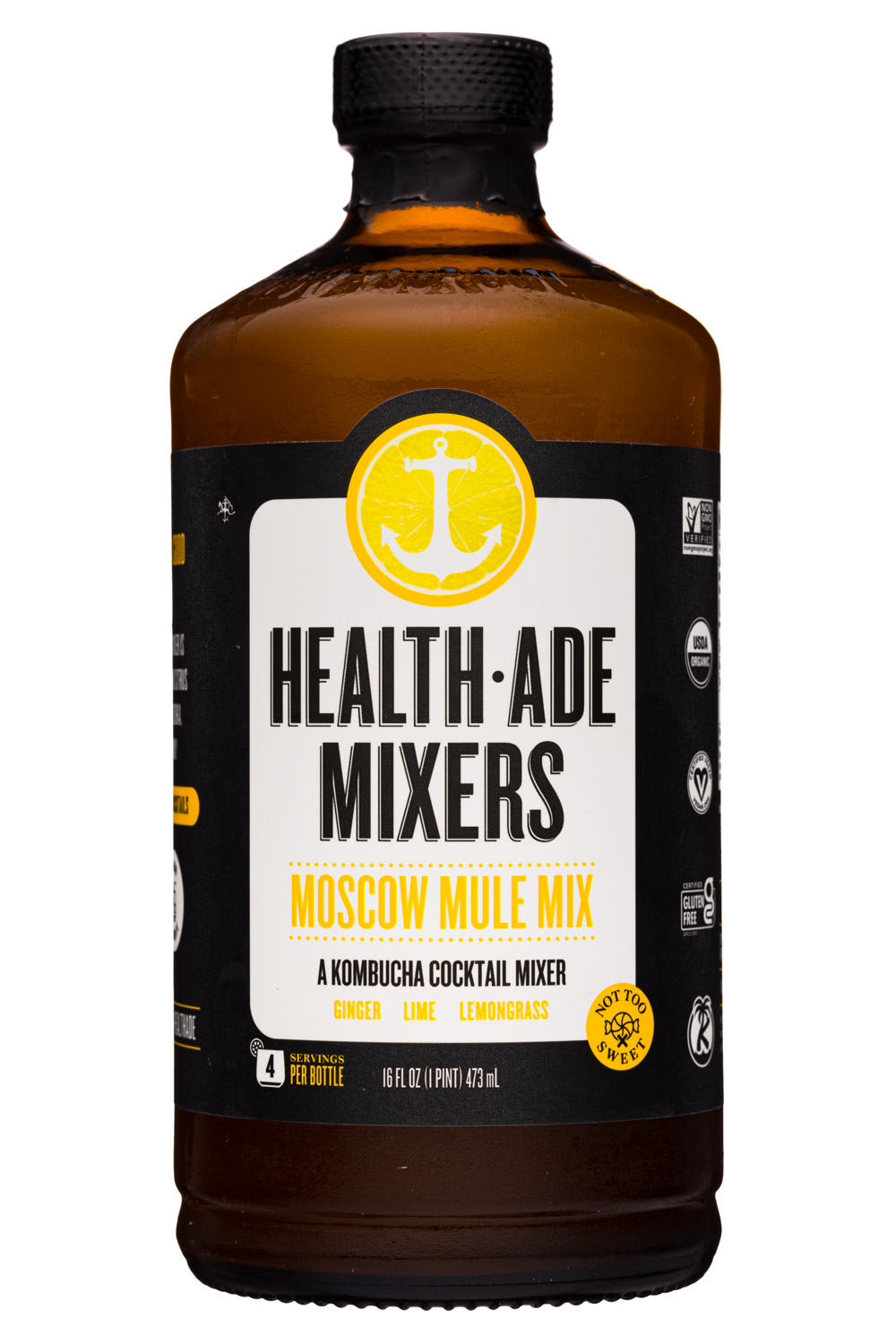 Moscow Mule Mix 2021