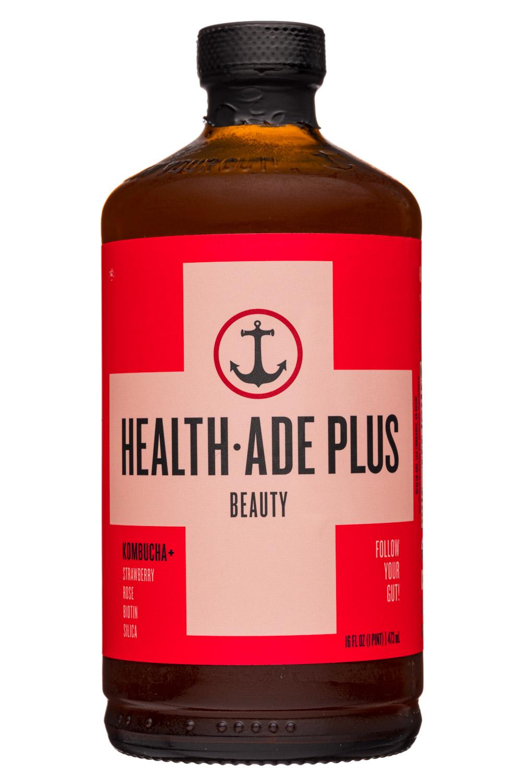 Health-Ade: HealthAde-12oz-2020-Plus-Beauty-Front