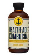 HealthAde-8oz-Kombucha-GingerLemon-Front