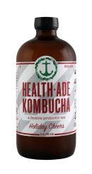Health-Ade Kombucha: HealthAde HolidayCheer Front