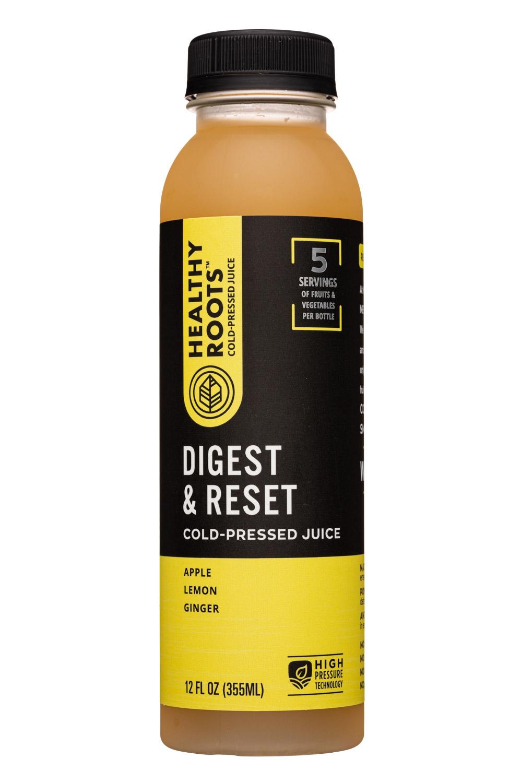 Digest & Reset (Apple, Lemon & Ginger)