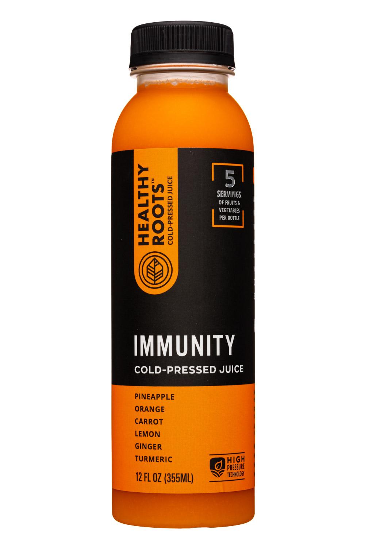 Immunity (Pineapple, Orange, Carrot, Lemon, Ginger, Turmeric)