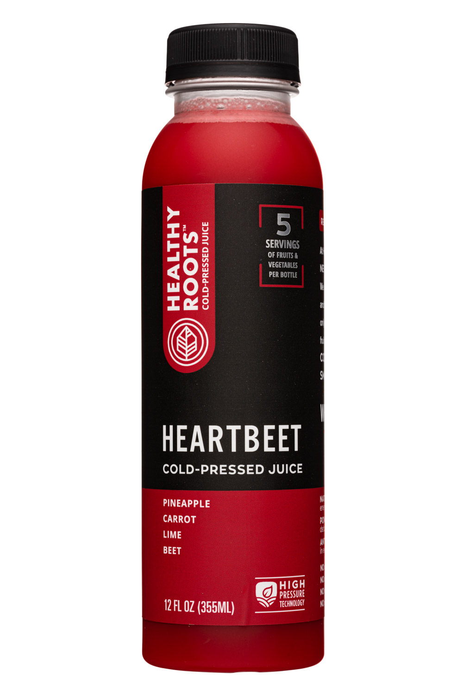 Heartbeet (Pineapple, Carrot, Lime, Beet)
