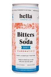 Bitters & Soda - DRY