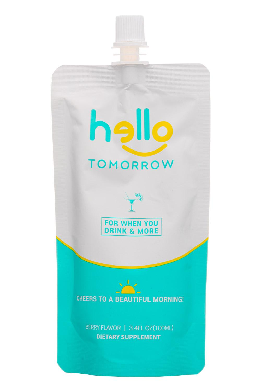 Hello Tomorrow - Berry