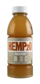 Hemp2O: Hemp20 Orange Front