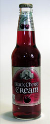 Henry Weinhard's Black Cherry Cream Soda