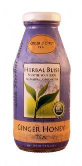 Ginger Honey Tea