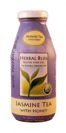 Herbal Bliss All Natural Organic Tea: HerbalBliss Jasmine Front