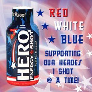 Hero Energy Shot