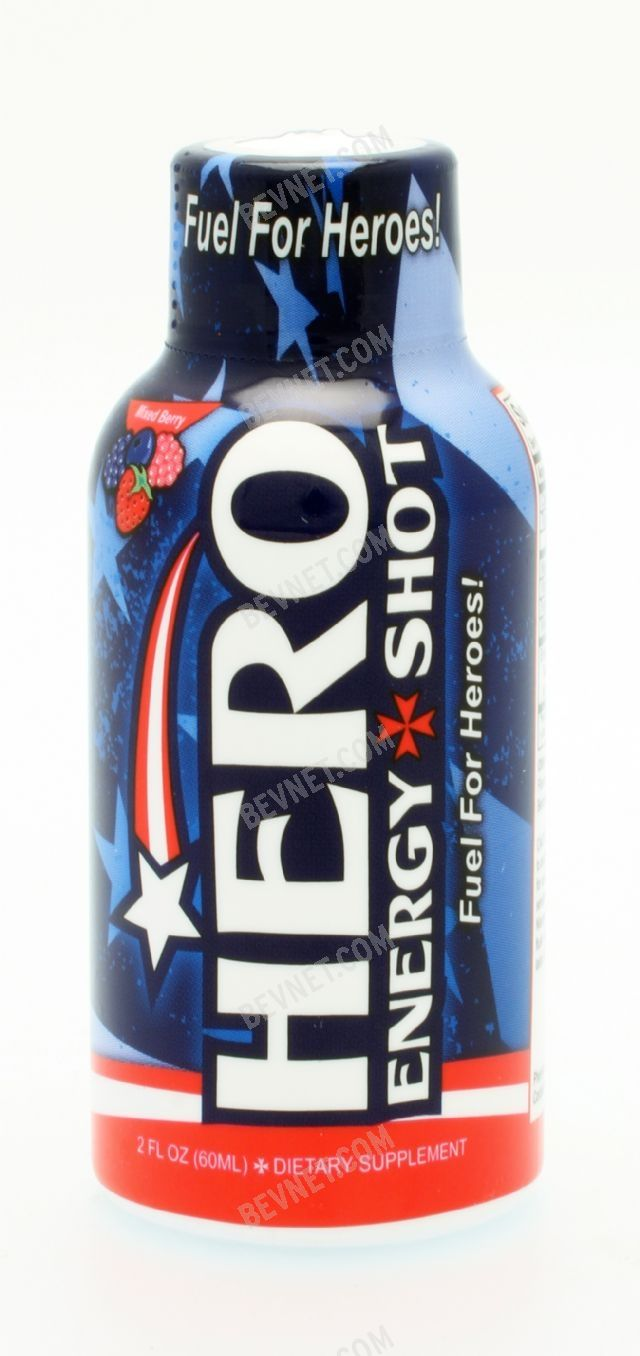Hero Energy Shot:
