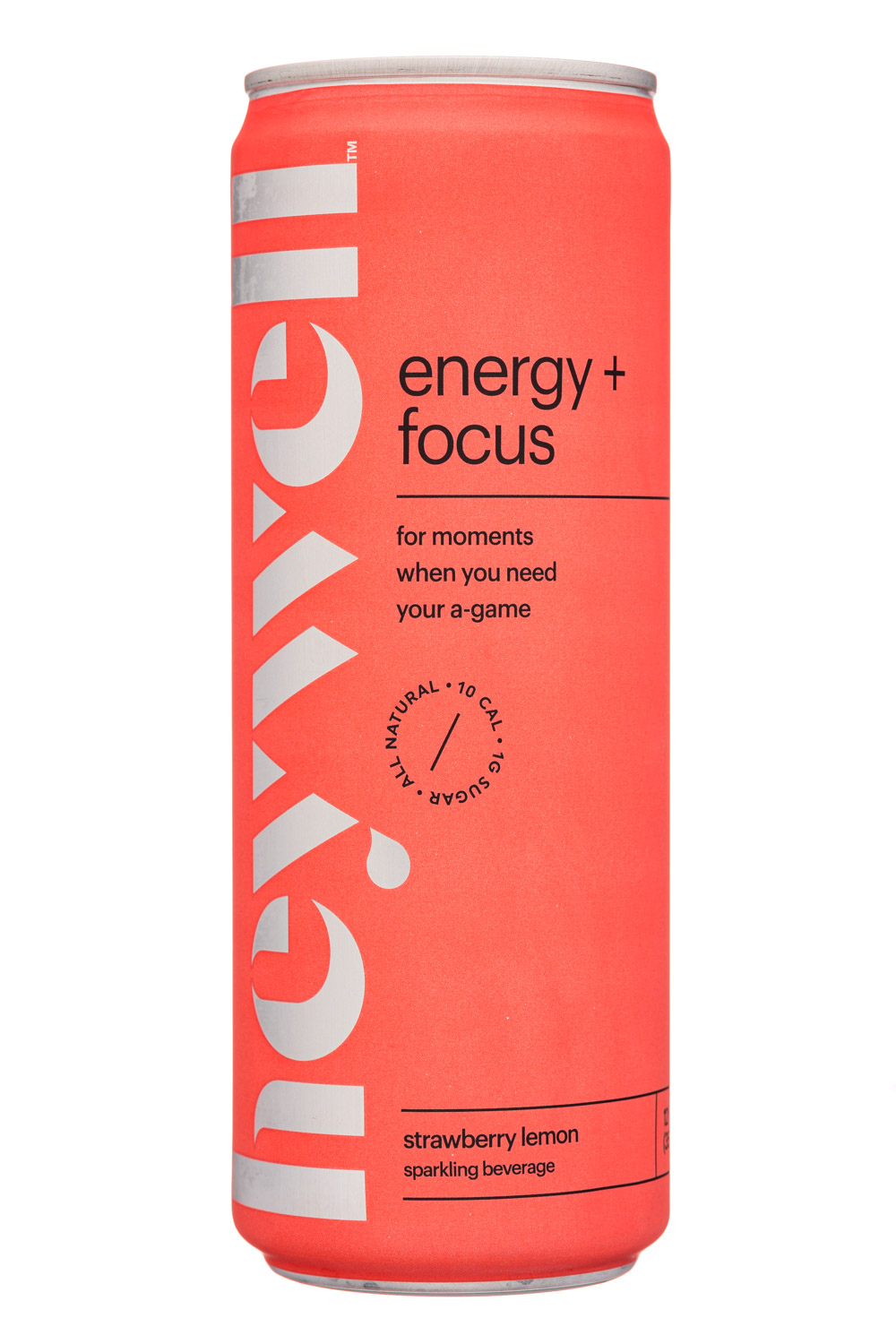 Energy + Focus - Strawberry Lemon