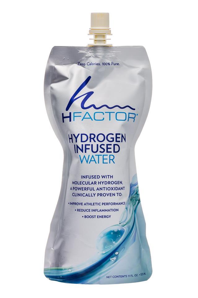 HFactor: HFactor-11oz-HydrogenWater