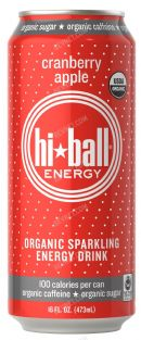 Hiball Energy Drinks: