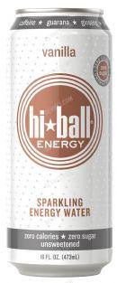 Hiball Energy Drinks: