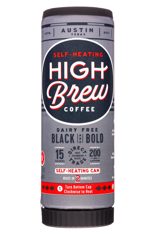 Dairy Free Black & Bold - Self-Heating