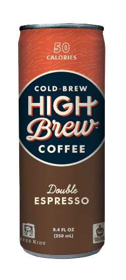 High Brew Coffee: HighBrew Double