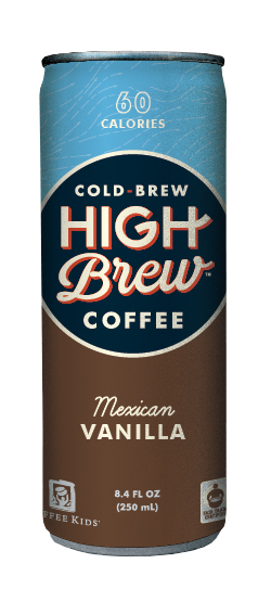 High Brew Coffee: HighBrew MexicanVanilla